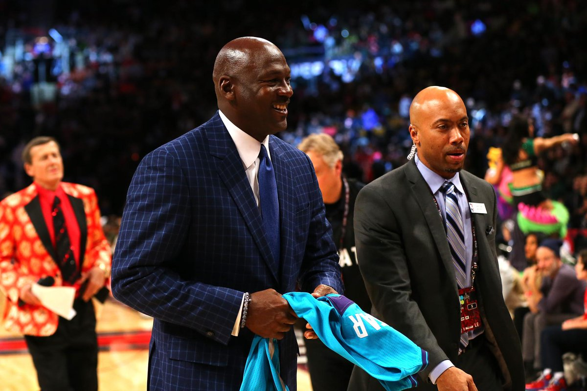 Michael Jordan is trying to help ease tension between African-Americans and law enforcement