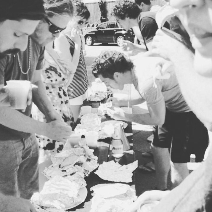 This Saturday! Annual Taco eating contest at 4..and Now serving tacos til 9 pm monday thru Saturday