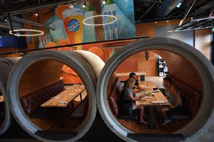 Thirsty? @BlueMoonBrewCo opened a 30,000 sq. ft. brewery in RiNo by @ItsMeSaraG