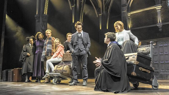 After all the hype, 'Harry Potter and the Cursed Child' is simply magical - @ChrisJonesTrib