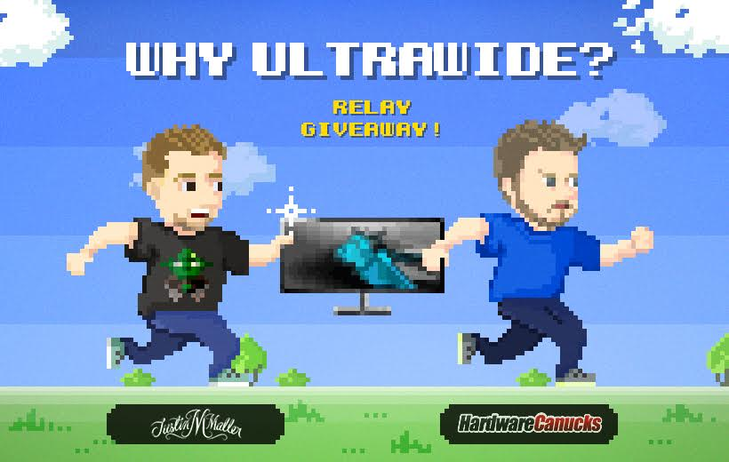 CONTEST! RT& Tell us #WhyUltraWide, You could WIN an LG #34UM88! #WhyUltraWideCanucks https://t.co/RNg0T63yJk WOOOO! https://t.co/GcjsyTYoww