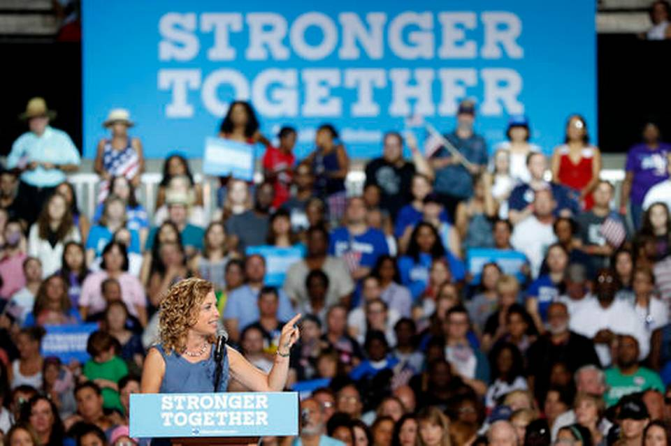 After disputes, Dem stars turn their convention positive DNCinPHL