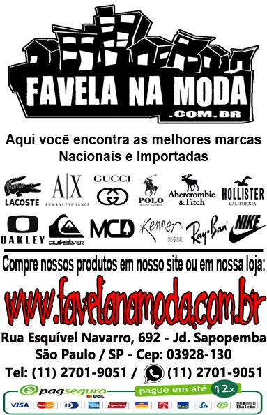 95a1b697888aa Favela Na Moda on Twitter