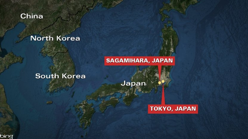 Japanese news agency: 19 dead, 20 injured in knife attack outside Tokyo