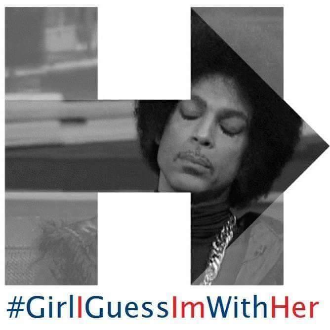 Fine, FLOTUS. #GirlIGuessImWithHer https://t.co/jEzAo6AjbU
