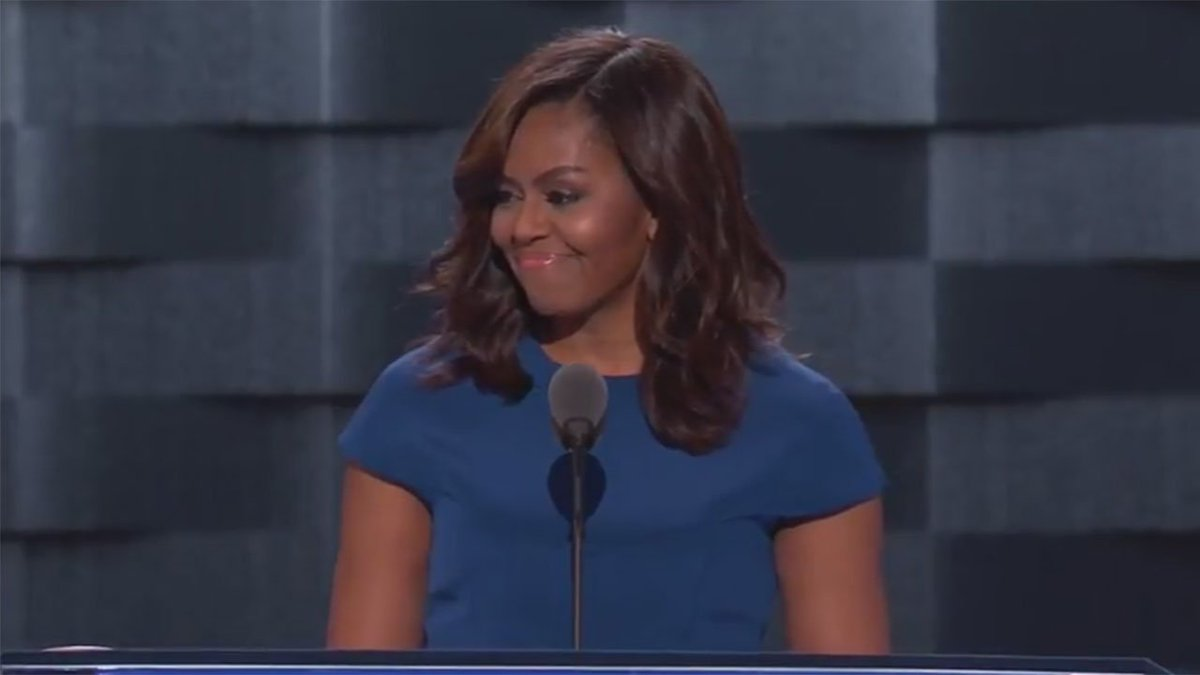 """Michelle Obama shot at Trump: """"When you have the nuclear codes…you can't have a thin skin"""""""