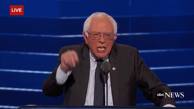 @BernieSanders: If you think you can sit election out, think about the Supreme Court justices Trump would nominate.