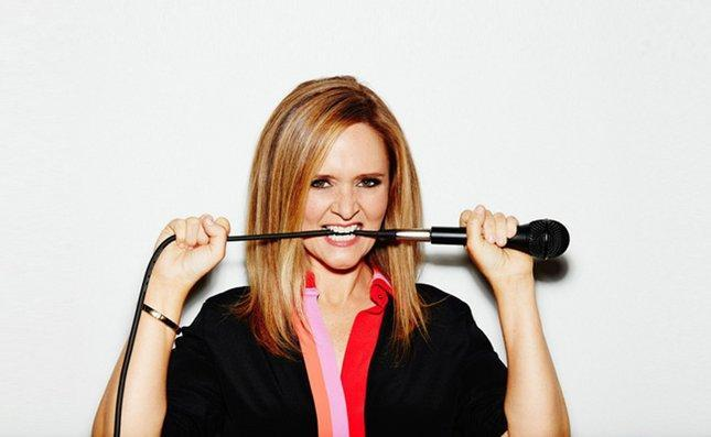 'Daily Show' vet Samantha Bee brings fresh voice to late-night comedy with 'Full Frontal'