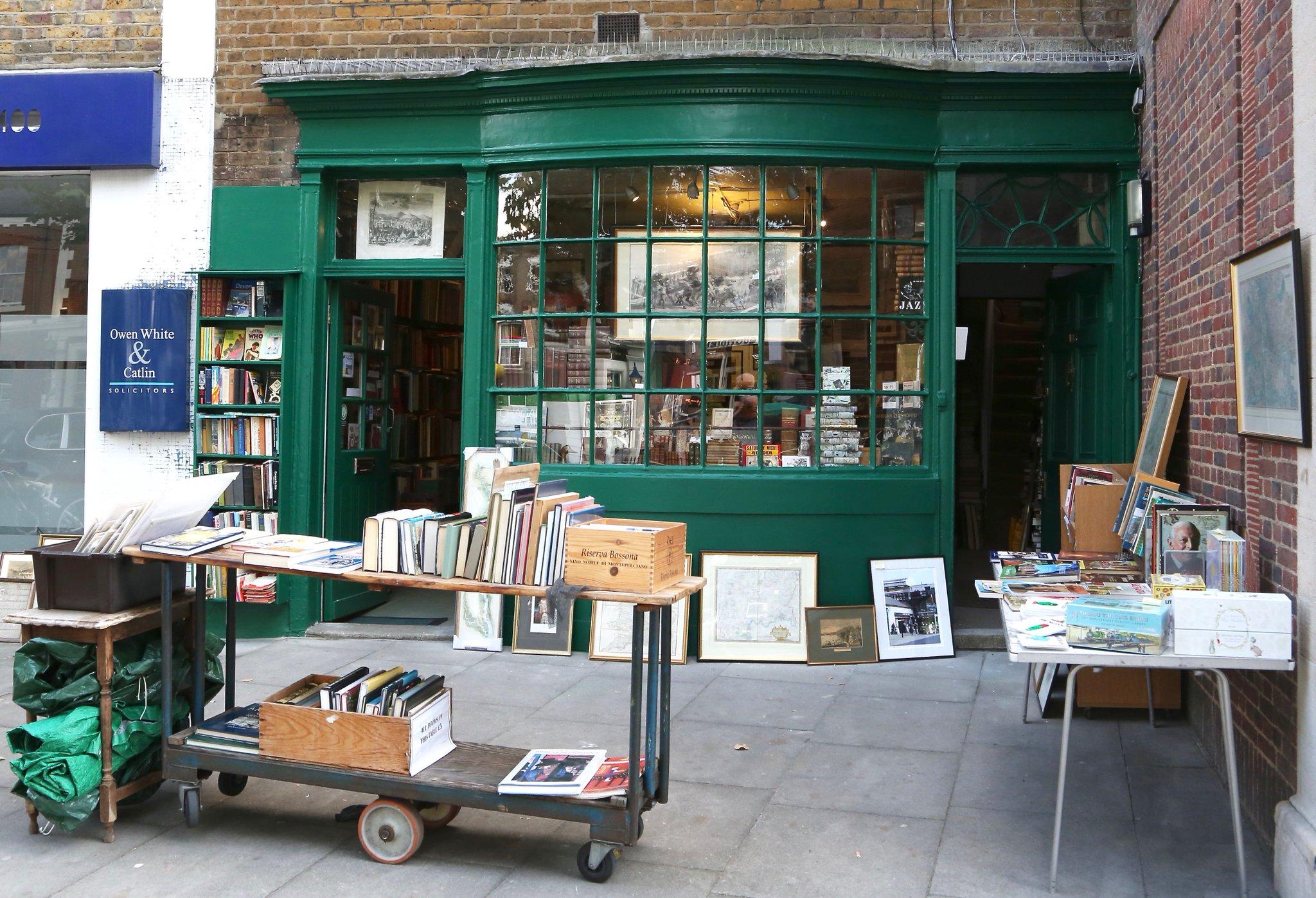 Fosters' Bookshop, bouquiniste à Londres