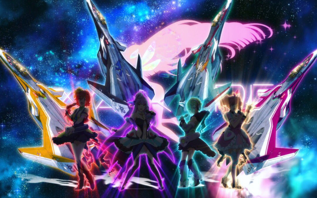 In the anime news: I made a song for the latest episode of the legendary Macross series!! #Macross #MacrossDelta https://t.co/G5jikHF2oK