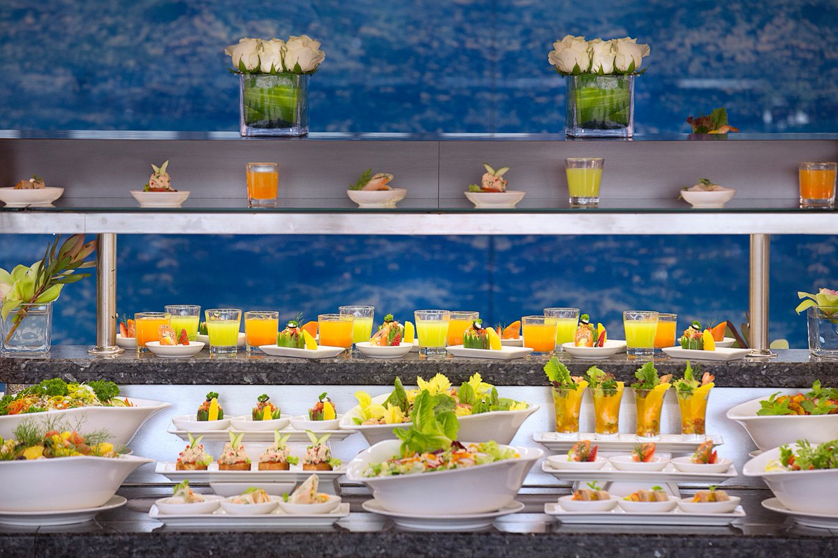 """Atana Hotel on Twitter: """"Avail a #healthy #Buffet Lunch @""""Garden"""