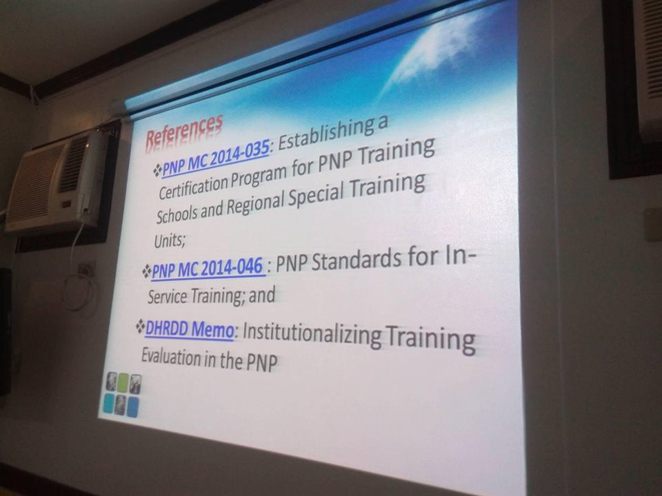 Pnp Training Service On Twitter Ongoing Training School