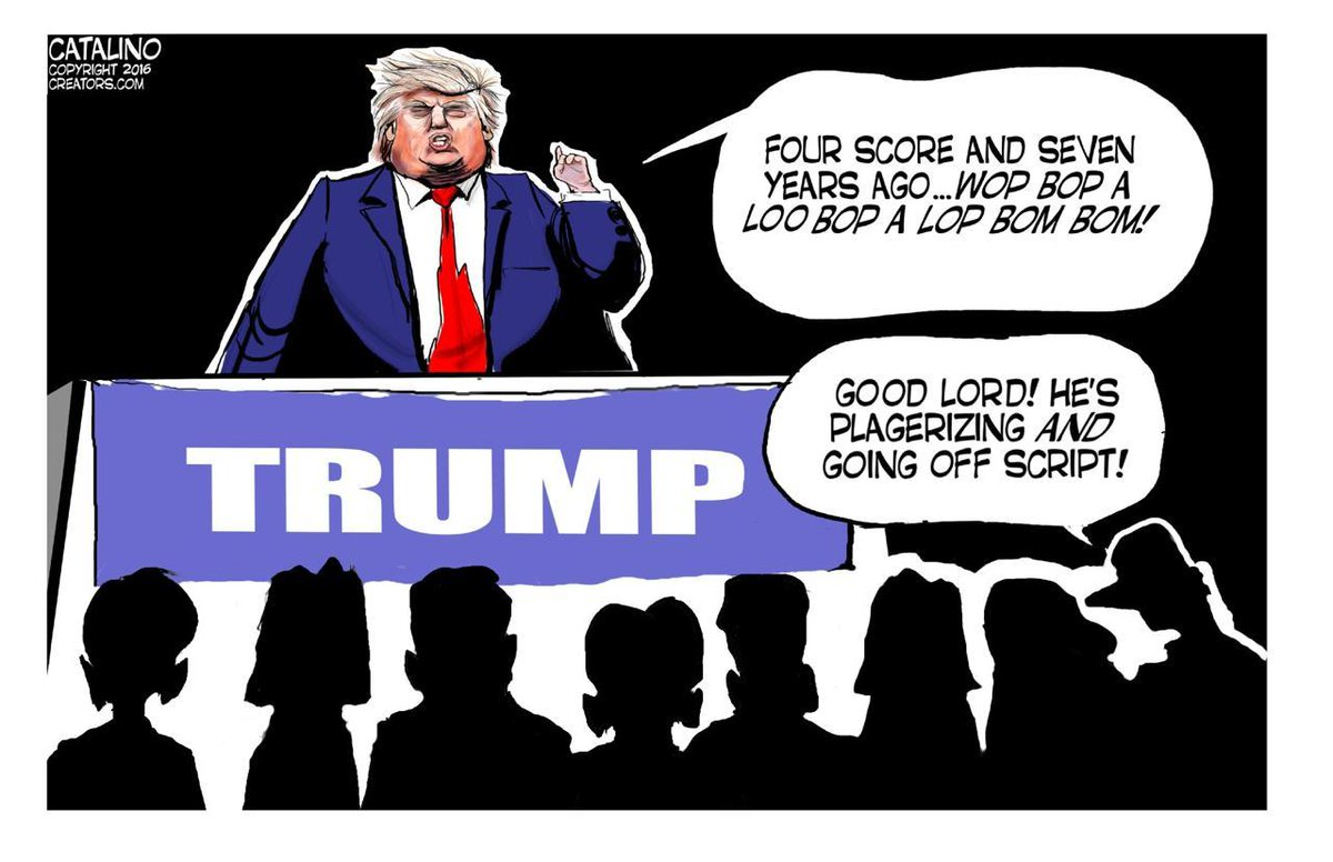 Cartoons: Best of the Republican Convention