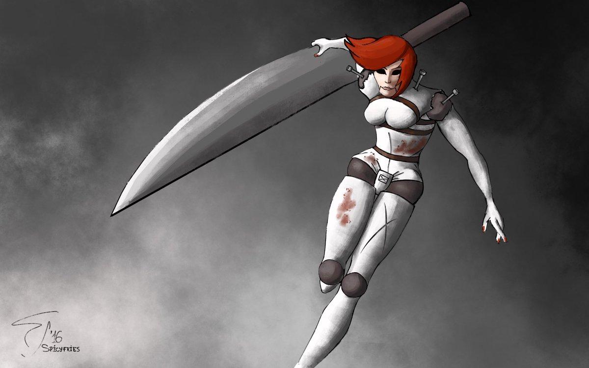"Vainglory on Twitter: ""Broken Doll Alpha T1 by @SpicyfriesPete  #VaingloryArt… """
