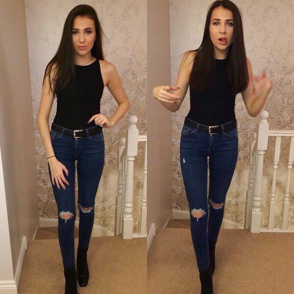 skinny slut Tall