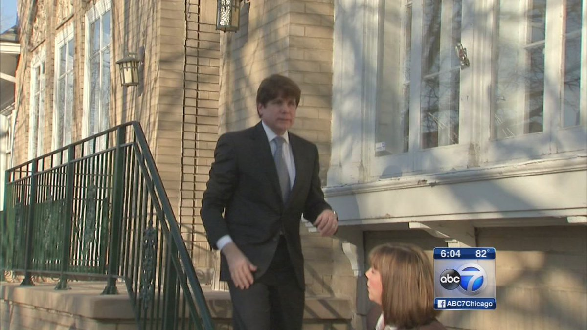 Blagojevich doesn't deserve leniency, feds say