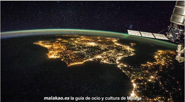 Hoy la Estación Espacial Internacional será visible en los cielos de Málaga.  https://t.co/PbuDFOkERt https://t.co/VxwkqDmt1W