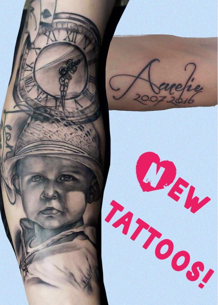 kroos tattoo