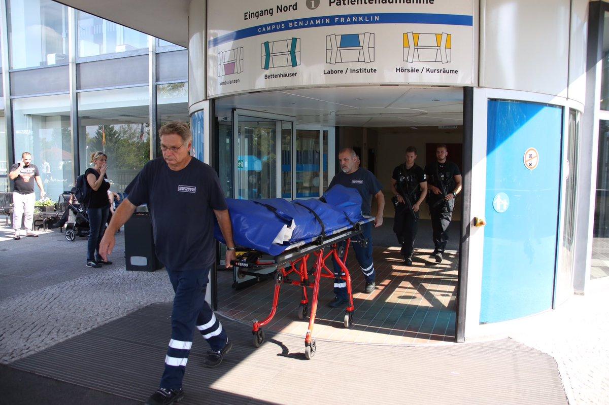Đức: Bệnh nhân bắn bác sĩ rồi tự sát tại bệnh viện ở Berlin