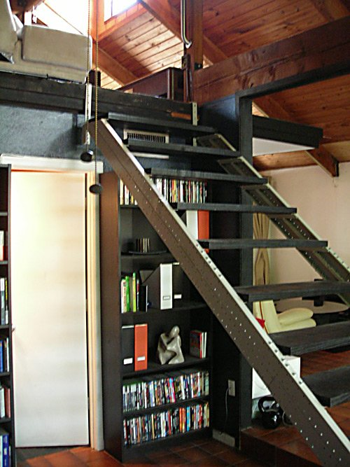 Marvelous ... Steel Stair Stringers. #DIY Http://www.fast Stairs .com/blog/did You Know Open Stairs  Easily Made With Prefabricated Rust Proof Steel Stair Stringers/ ...