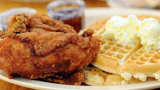 Foodies, today is your day: Roscoe's House of Chicken and Waffles is headed to San Diego