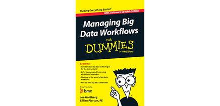 Streamline your data operation by managing big data workflows