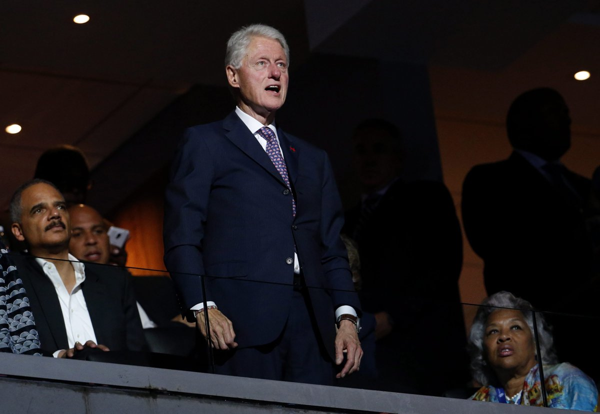 Bill Clinton's speech will be one of the most unique in DNC history. Analysis