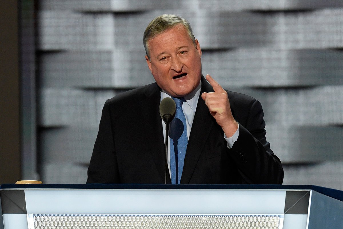 @PhillyMayor uses DNC spotlight to liken Trump to grim, lesser-known part of Philly history