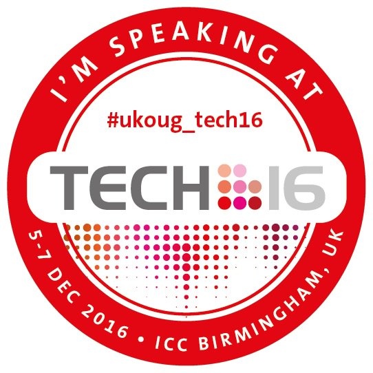 UKOUG TECH16 - 	5 Quick Tips for Exadata Administrators