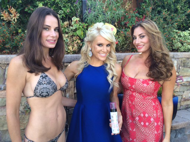 Get a million $ tan w/out ruining your skin. Real housewife @LizzieRovsek coming up on FOX5