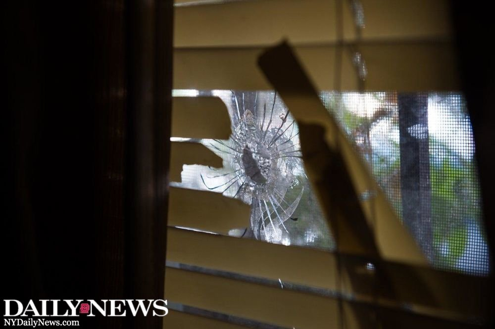 Brooklyn woman, 76, afraid after bullet hits home: