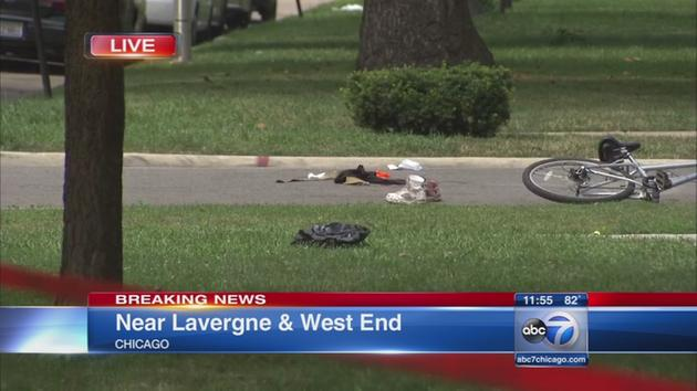 3 teens injured - 1 critically - in shooting on Chicago's West Side