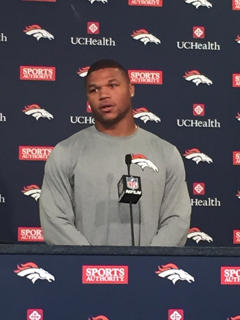 Devontae Booker says he feels good, is ready for Broncos Training Camp