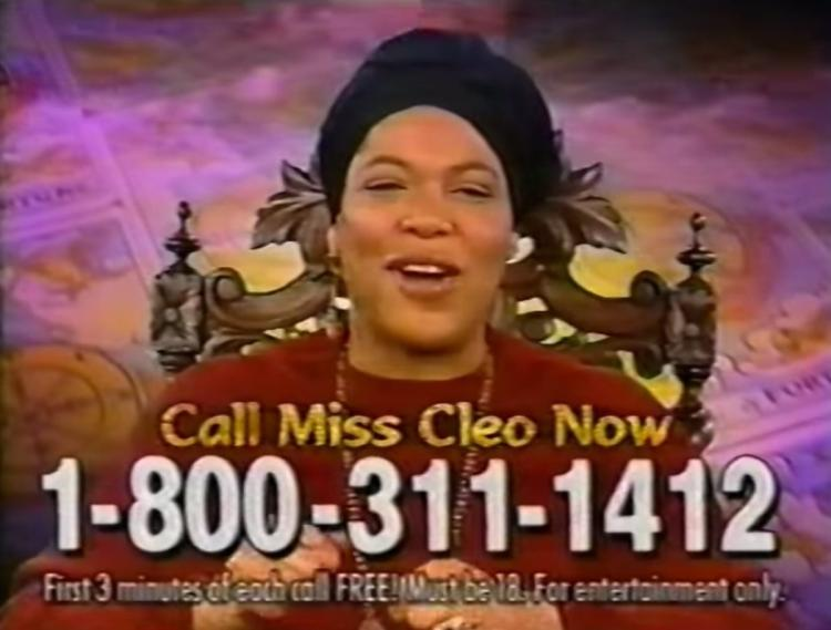 Miss Cleo, iconic TV psychic, dead of cancer at 53