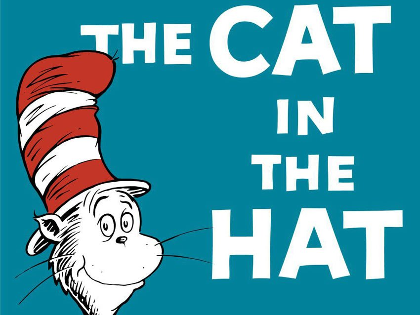The Cat in the Hat announces candidacy for president.