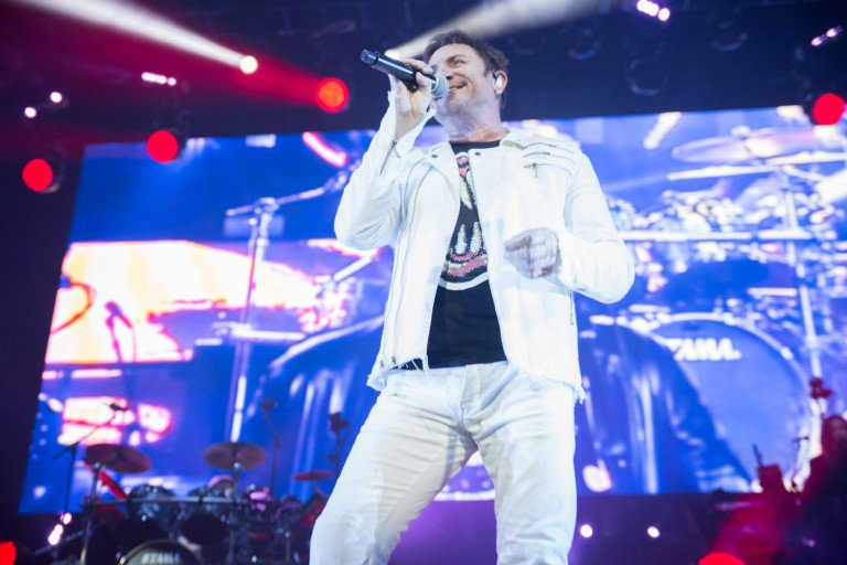 .@duranduran balances the new and the classic at @BBTPavilion | https://t.co/qjzlwGAuG3 https://t.co/ddWUbymAgP