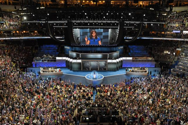 Democratic National Convention kickoff is a bigger draw than GOP confab https://t.co/AJfiFjuycO https://t.co/HOu53QBLD1