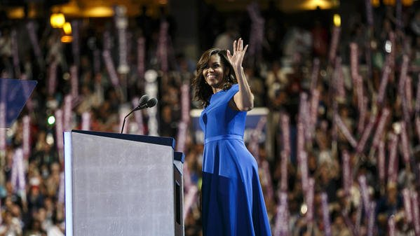 Michelle Obama isn't running for office. But what if she did?