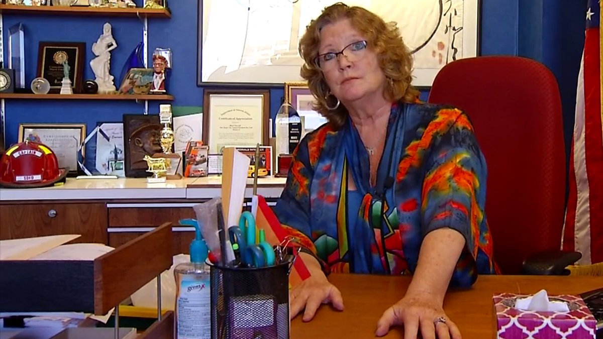 Exclusive video: Marti Emerald alleges mayor's office suggested she
