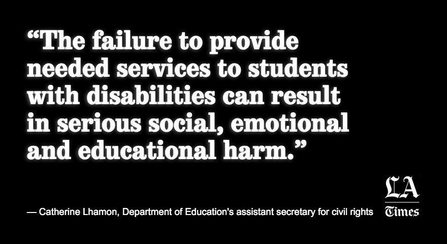 U.S. issues federal guidelines to prevent discrimination against students with ADHD