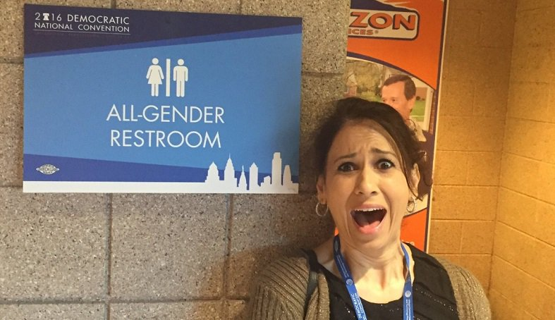 Thegailygrind on twitter conservatives label dnc s all - Transgender bathroom pros and cons ...