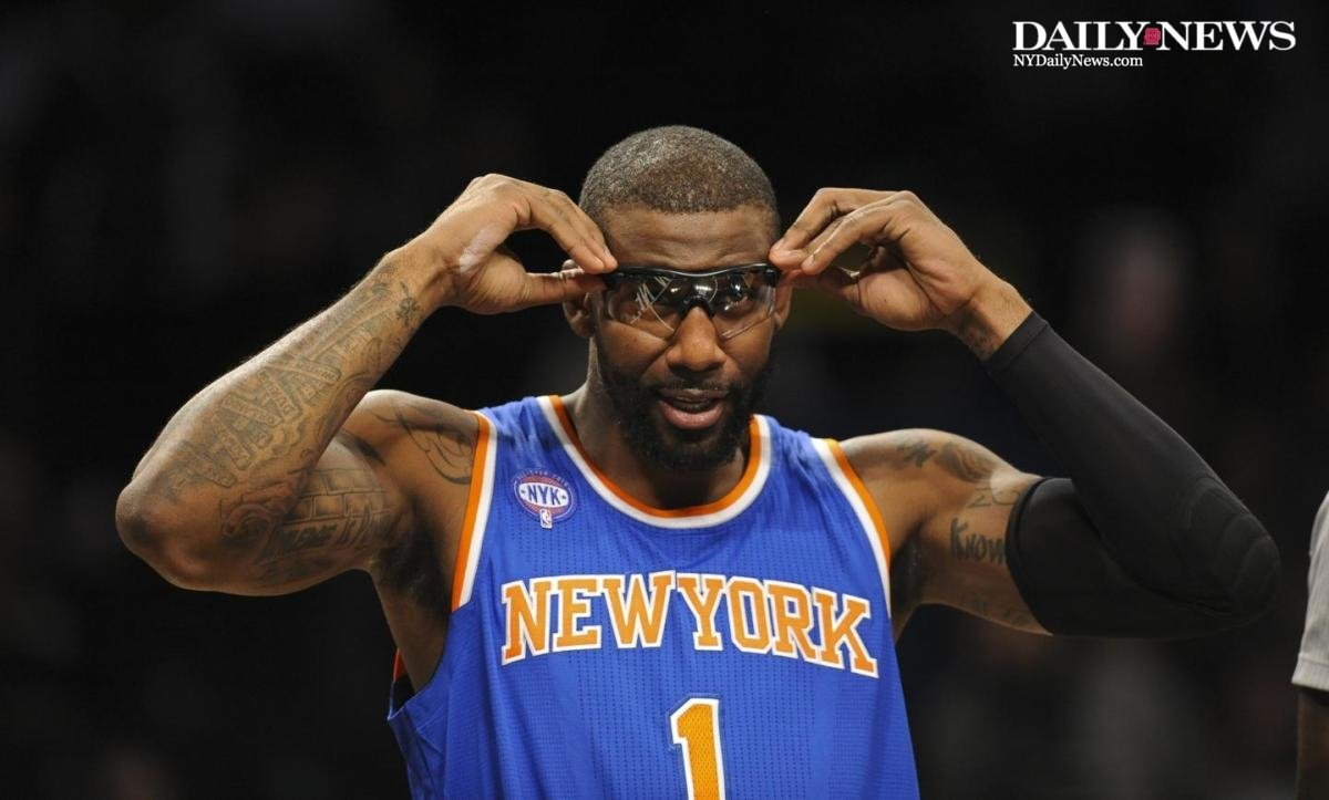 Amar'e Stoudemire (@Amareisreal) retires as a New York Knick