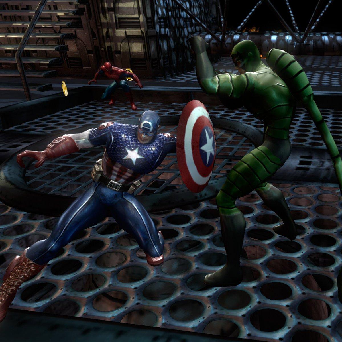 Marvel Games on Twitter: