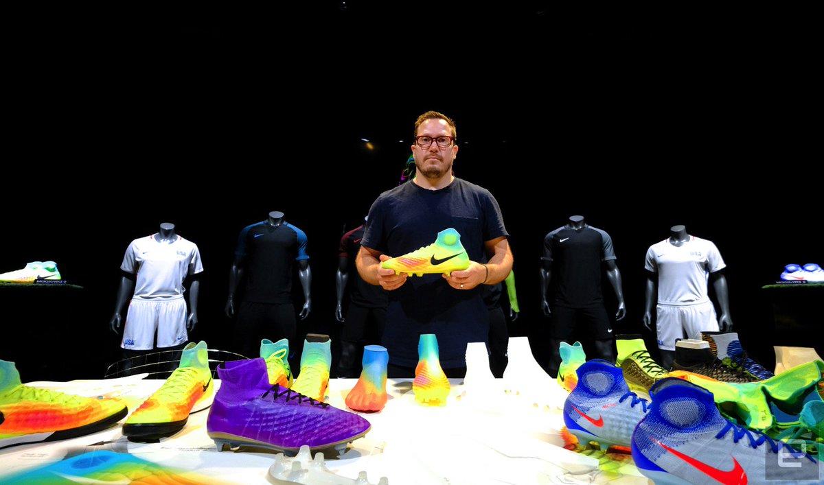 How @Nike designed the Magista 2