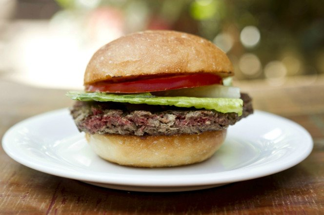 It cost $80 million to produce this veggie burger but it tastes like garbage