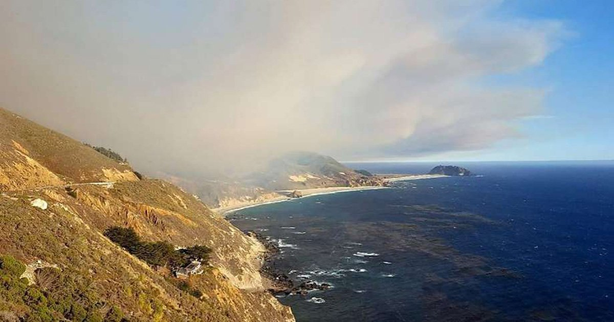 Traveling to BigSur? What you need to know about the fire. via @SpudHilton