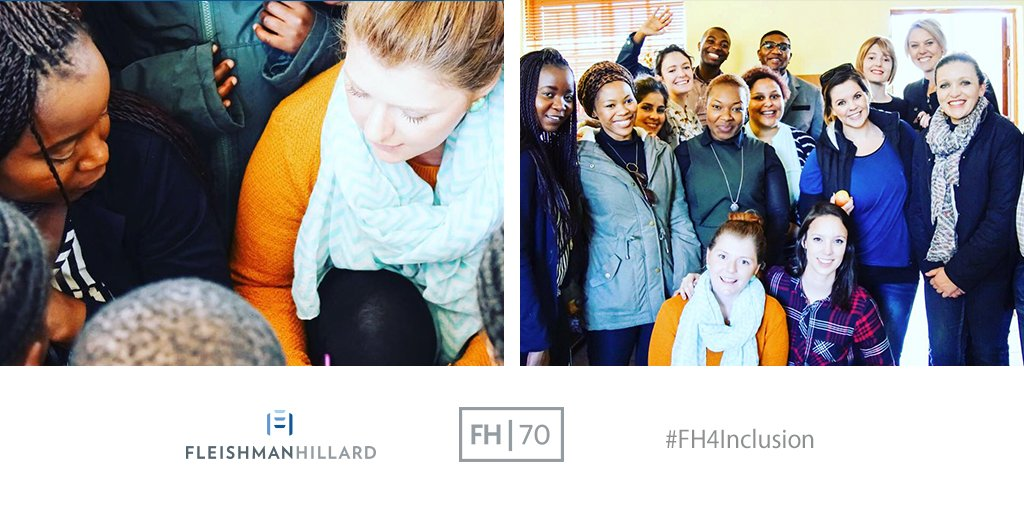 How did @fleishmanZA make an impact on #MandelaDay? @KelliKnutsen shares: https://t.co/xMKPcoEjSe #FH4Inclusion https://t.co/HDyfRKqjnS