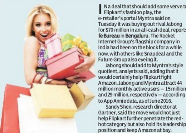 59957c3957 jabong in myntras bag for 70 mn here s more to know on the fashion factor