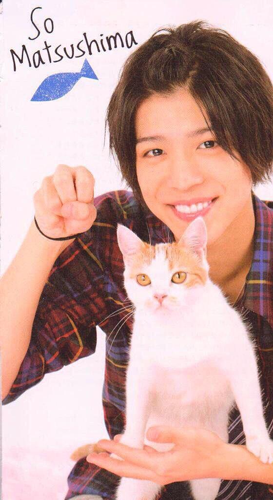 猫の松島聡
