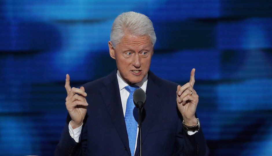 """Bill Clinton Makes Case for Hillary: She's a """"Change-Maker"""""""